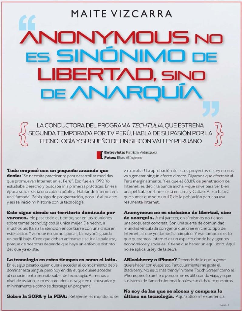 Entrevista-Mercado Tic 2013 1