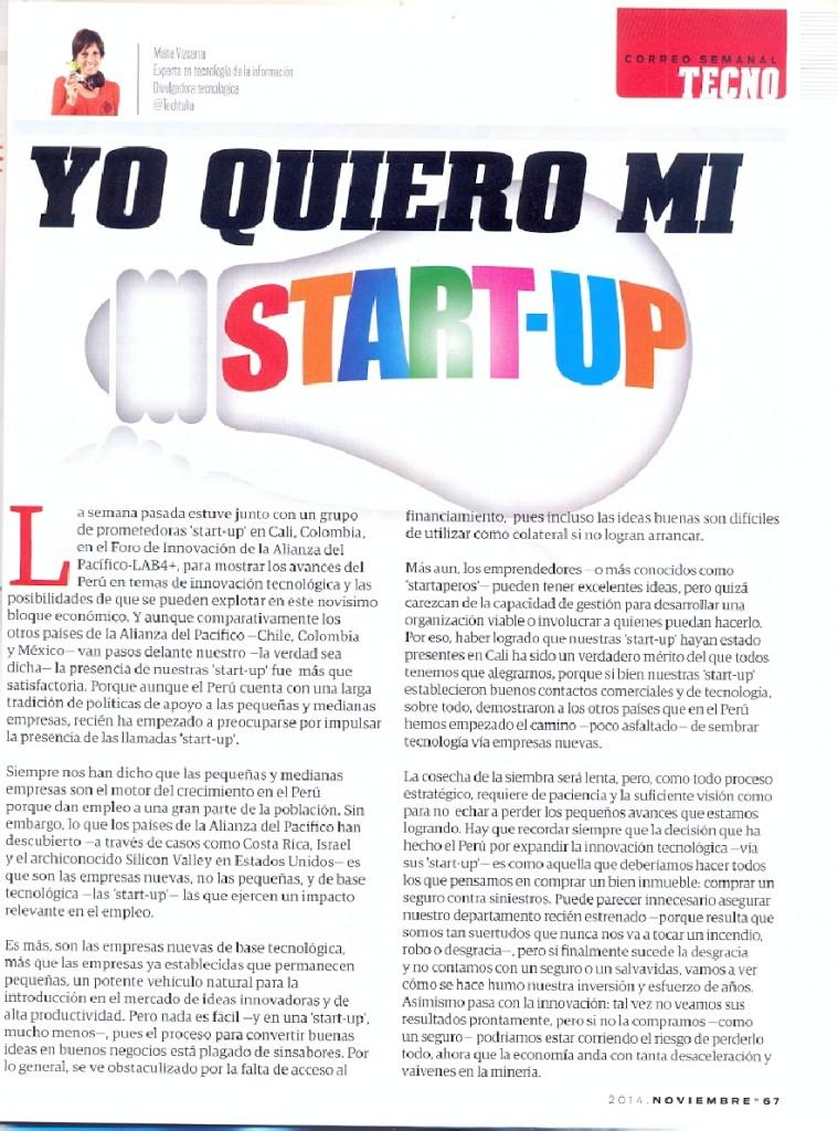 Tic - Mi-Start-Up